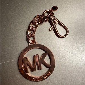Michael Kors Other - MICHAEL KORS KEYCHAIN ROSE GOLD